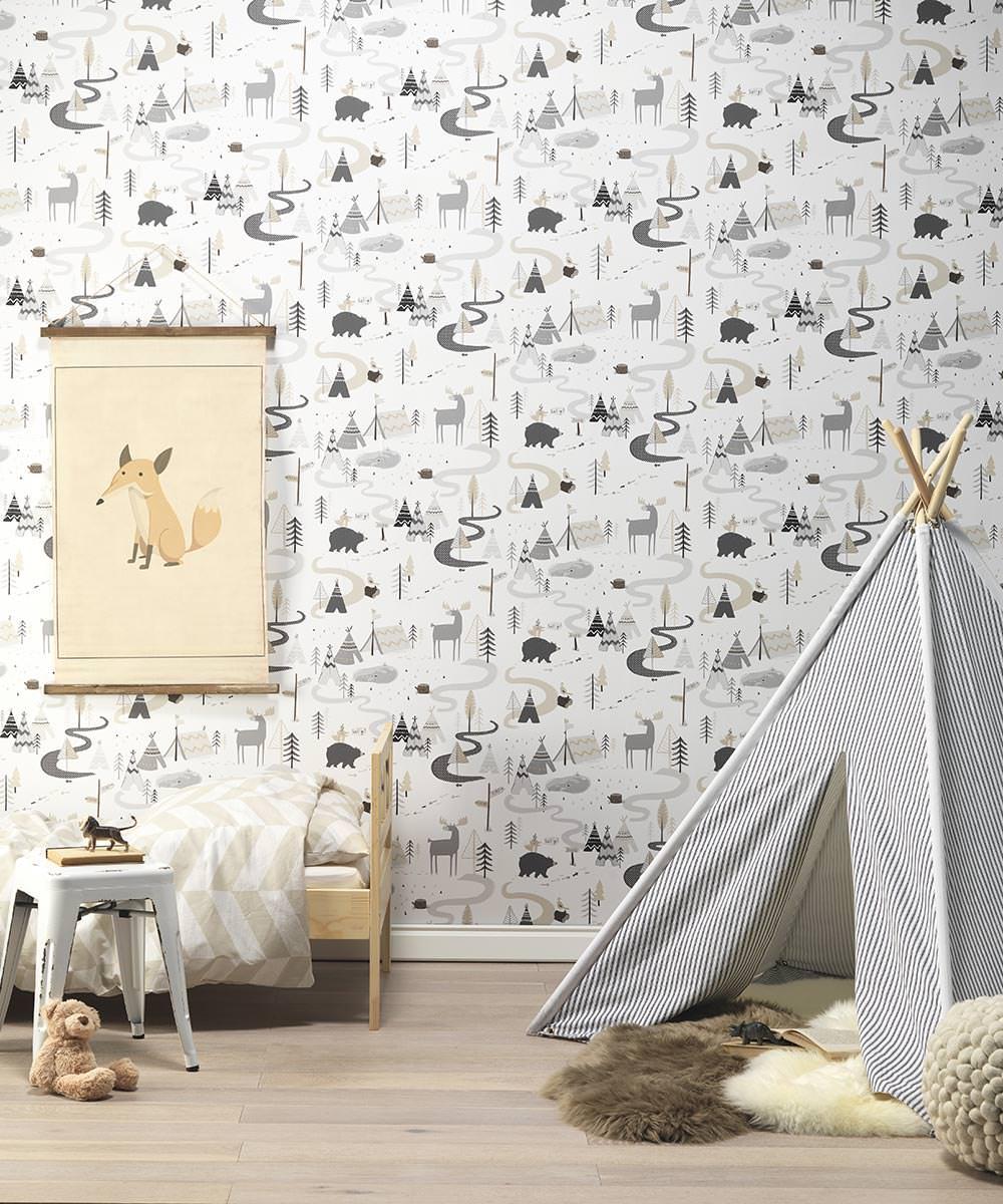 In the spotlight: Vision Wallcoverings – Kids' wallpaper